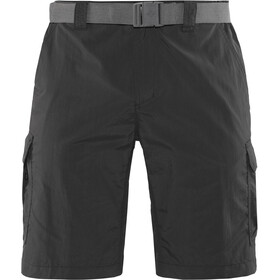 Columbia Silver Ridge II Cargo Shorts Herrer, sort